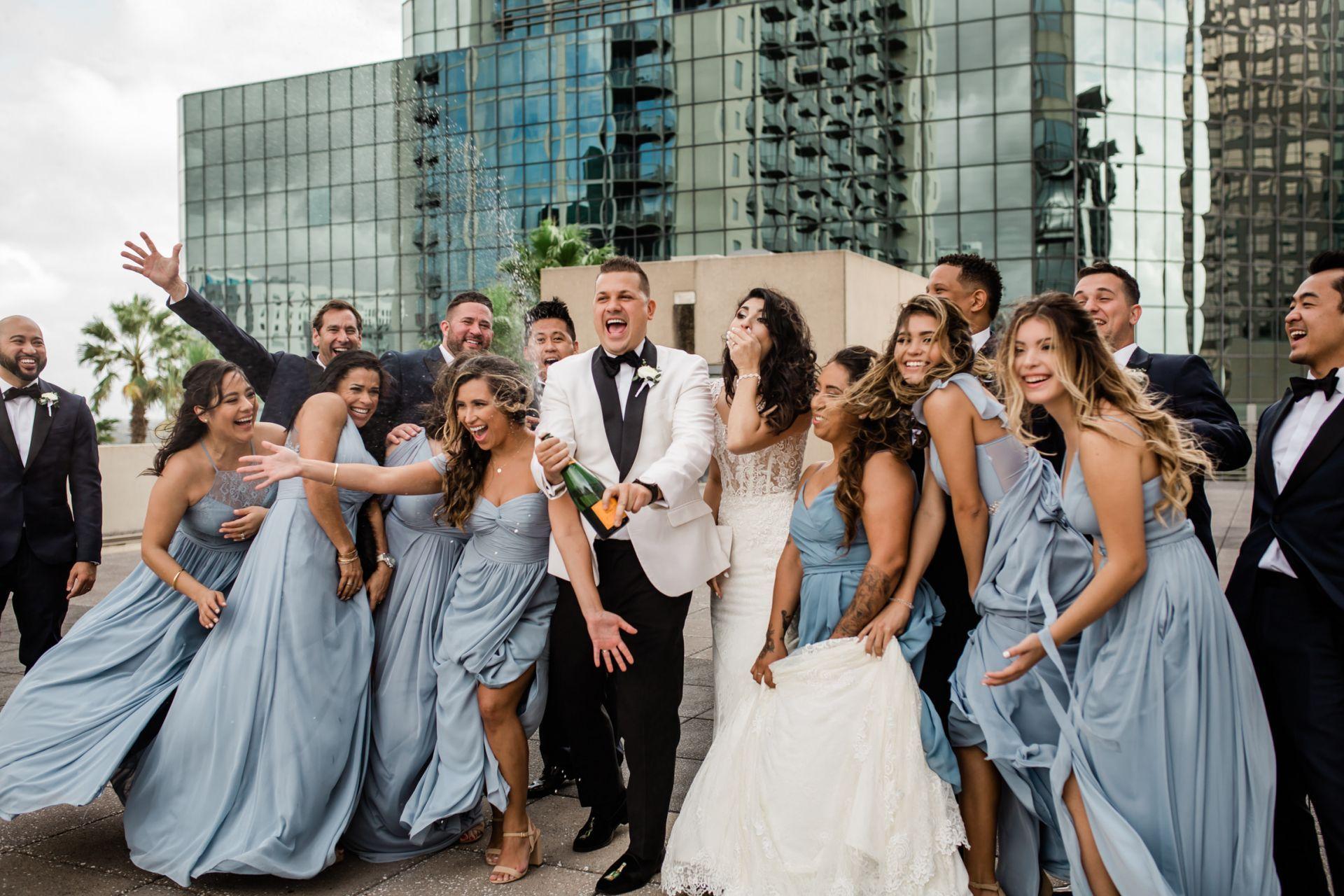 Teresa + Sead Wedding Party