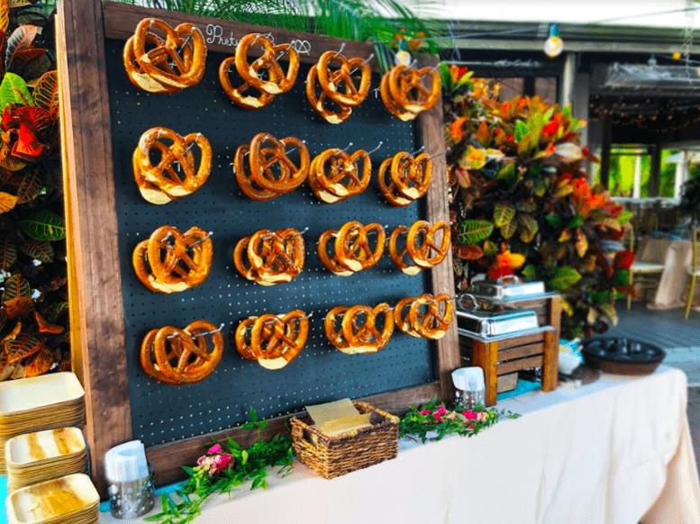 pretzel station- arthurs